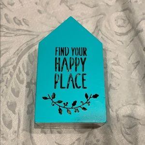 2️⃣for10 Happy Place Light Up Home Decor House